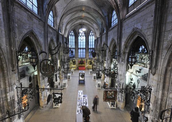 Nuit des musées 2018 -Musée Le Secq des Tournelles