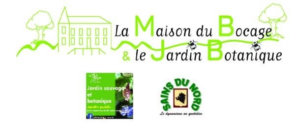 Crédits image : maison du bocage et jaridn botanique - mairie de SAINS DU NORD