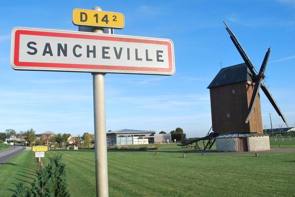 Crédits image : Commune de Sancheville