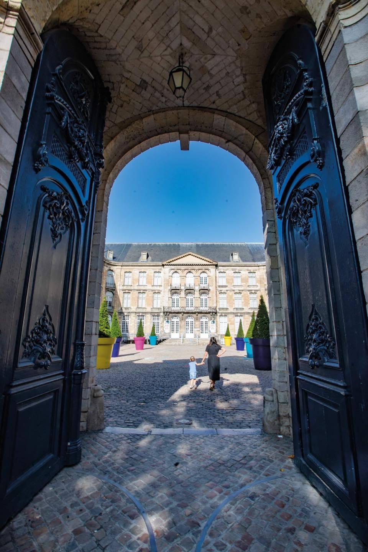 Médiathèque du Pôle culturel Saint-Vaast