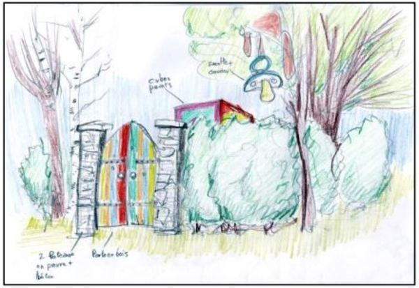 Rendez Vous aux Jardins 2018 -Jardin aromatique du lycée agricole de Ondes