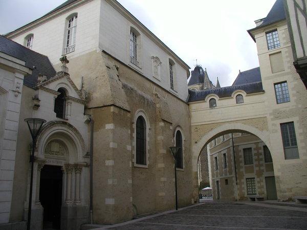 Journées du patrimoine 2017 - Visite de la chapelle St Éloi - Temple Protestant