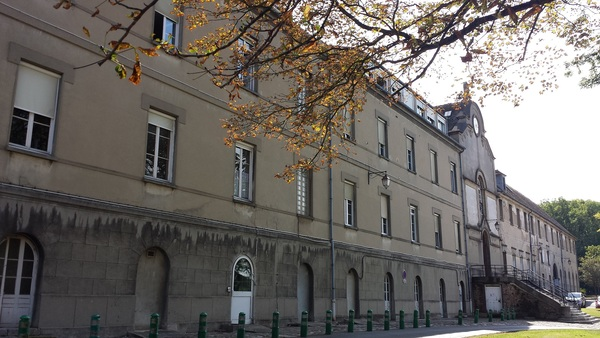 Journées du patrimoine 2017 - Visite commentée de la chapelle et du cloître de l'ancien couvent des Récollets