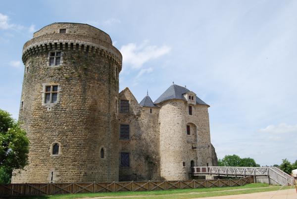 Crédits image : © Eric Nicolas / Château Saint-Mesmin.