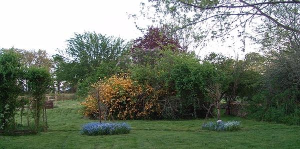 Rendez Vous aux Jardins 2018 -Le jardin secret d'Allain