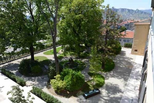 Rendez Vous aux Jardins 2018 -Musée de Valence, jardin du palais épiscopal
