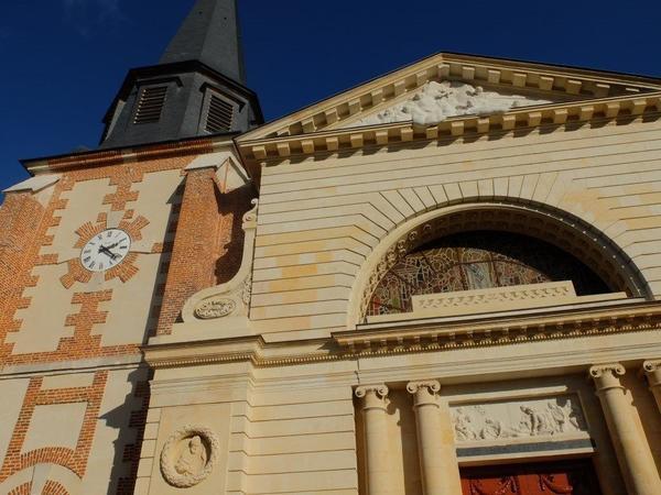 Crédits image : © Eglise Sainte-Cécile d'Acquigny