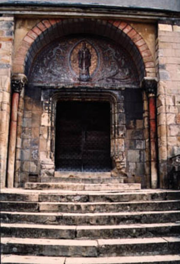 Journées du patrimoine 2018 - Visite libre de la Crypte de l'église Saint-Aré