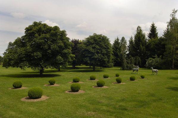 Rendez Vous aux Jardins 2018 -Parcs et Jardin du Château d'Ouge
