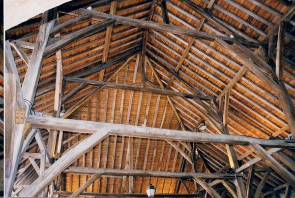 Journées du patrimoine 2019 - Concert de musique sous les halles du 14e siècle
