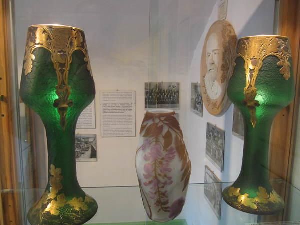 Crédits image : Musée de la Résidence des Maîtres Verriers