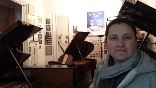 Journées du patrimoine 2017 - Pianos Balleron