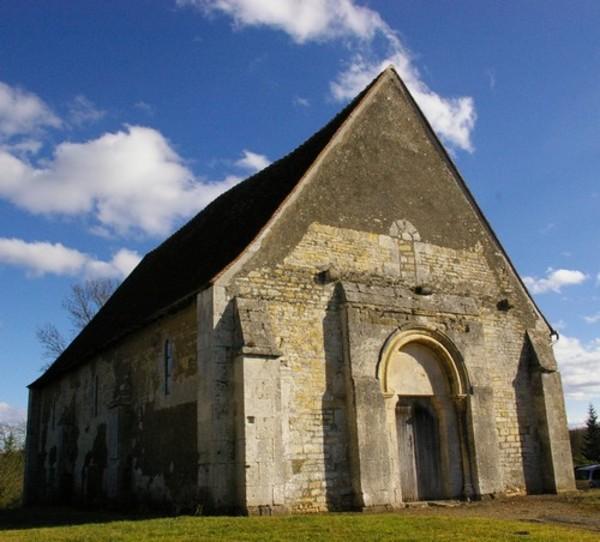 Journées du patrimoine 2017 - Chapelle Saint Martin de Donzy le Pré