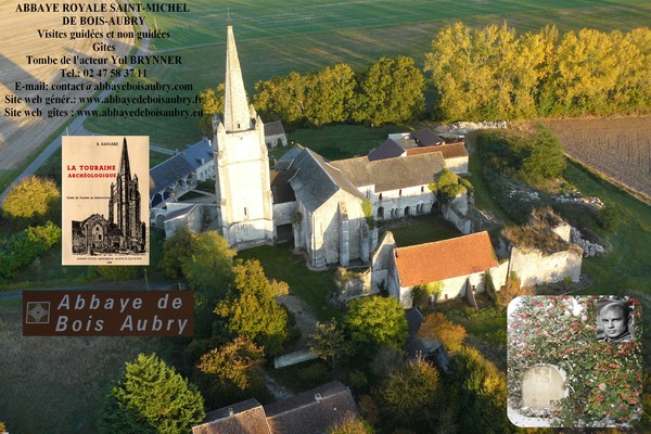 Crédits image : Abbaye Bois-Aubry