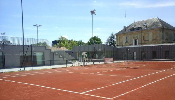 Complexe de tennis Francis Lafuente