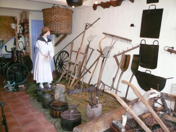 Journées du patrimoine 2018 - Visite du musée rural et d'histoire locale