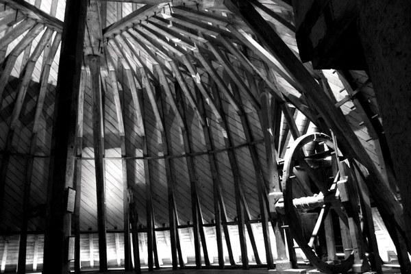 Journées du patrimoine 2017 - Retour des tableaux restaurés au Musée de la tour du moulin