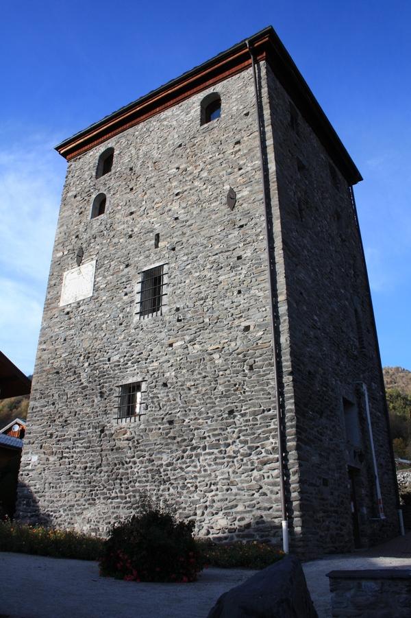 Journées du patrimoine 2017 - Tour Sarrazine
