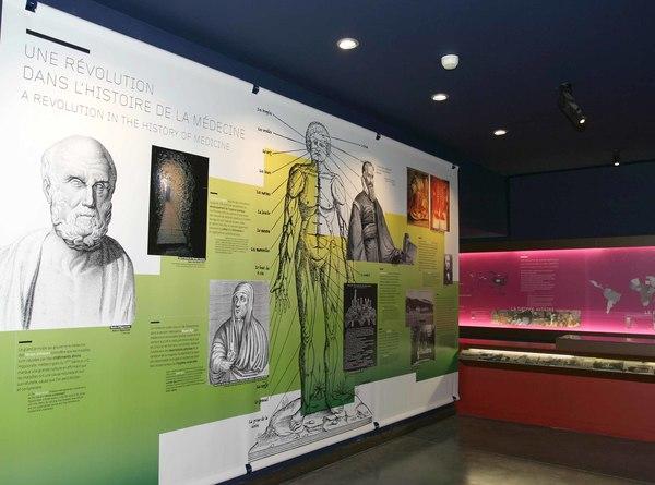 Journées du patrimoine 2020 - Visite libre du musée de sciences biologiques Dr Mérieux