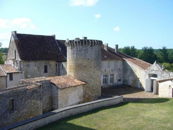 Crédits image : © Château des Bernardières