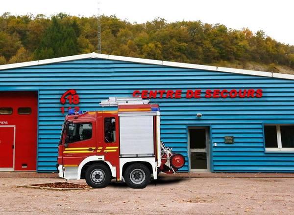 Crédits image : © Centre de secours de Ligny-en-Barrois