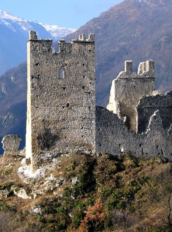 Journées du patrimoine 2017 - Visite commentée du château de Miglos