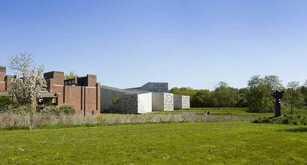 LaM - Lille Métropole Musée d'art moderne, d'art contemporain et d'art brut