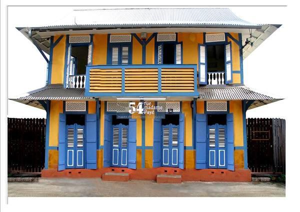 Journées du patrimoine 2017 - L'Asie en Guyane - Pêcheries annamites