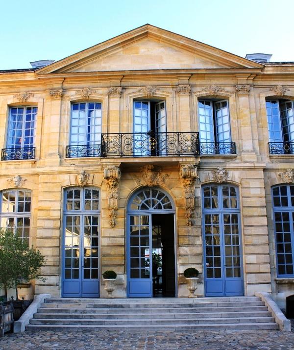 Journées du patrimoine 2017 - Visite commentée de l'hôtel de Noirmoutier, résidence du préfet de la région d'Île-de-France, préfet de Paris.
