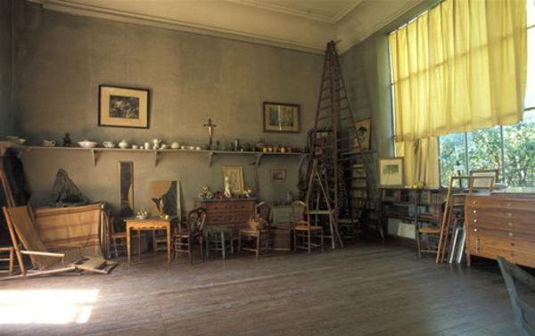 Nuit des musées 2018 -L'atelier de Cézanne