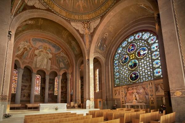 Journées du patrimoine 2017 - Cathédrale Sainte-Geneviève de Nanterre - Visite libre