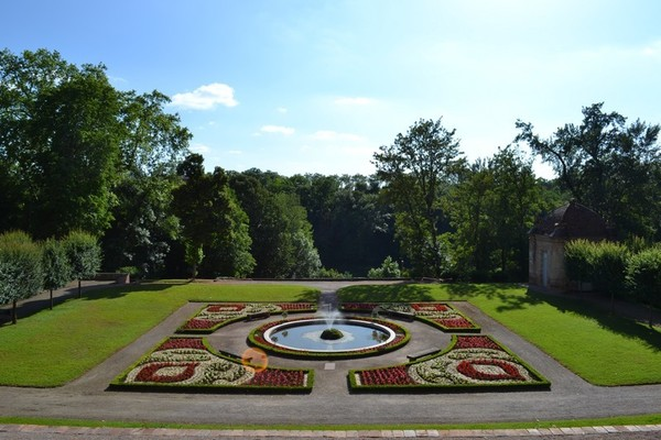 Rendez Vous aux Jardins 2018 -Parc de foucaud et square Joffre