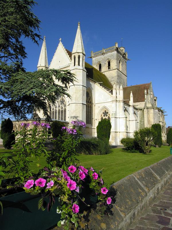 Journées du patrimoine 2017 - Exposition de photos à l'église Notre-Dame
