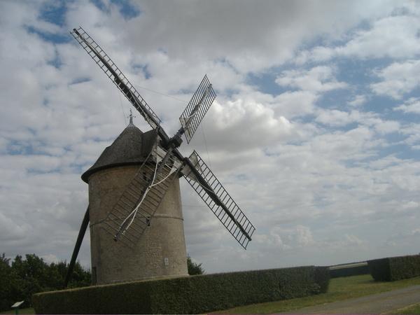 Journées du patrimoine 2017 - Un moulin tour en Beauce dans le vent et les blés