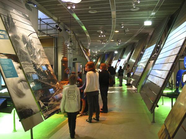 Nuit des musées 2019 -Galerie Eurêka - CCSTI de Chambéry