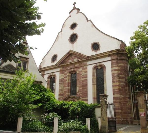 Église Sainte-Aurélie