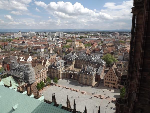 Journées du patrimoine 2017 - Promenade à pied autour de la Cathédrale
