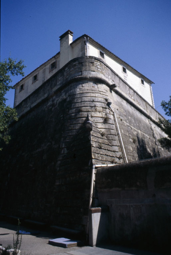 Journées du patrimoine 2017 - Conférence d'Andrea Bruno - Fort Vauban Nîmes