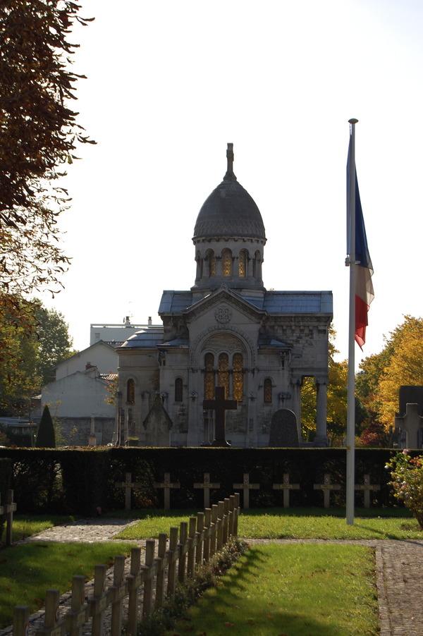 Journées du patrimoine 2017 - Visite commentée du cimetière communal et des sépultures remarquables