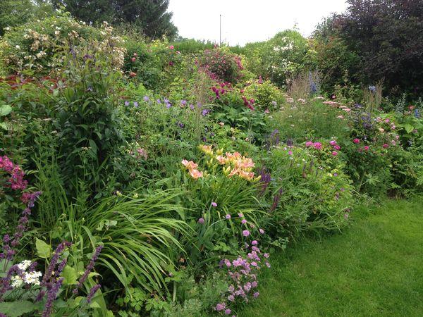 Rendez Vous aux Jardins 2018 -Le jardin de bussy
