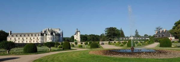 Rendez Vous aux Jardins 2018 -Château de Chenonceau