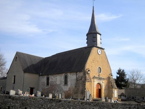 Journées du patrimoine 2020 - Visite de l'Eglise Sainte Marie Madeleine et du village alentours