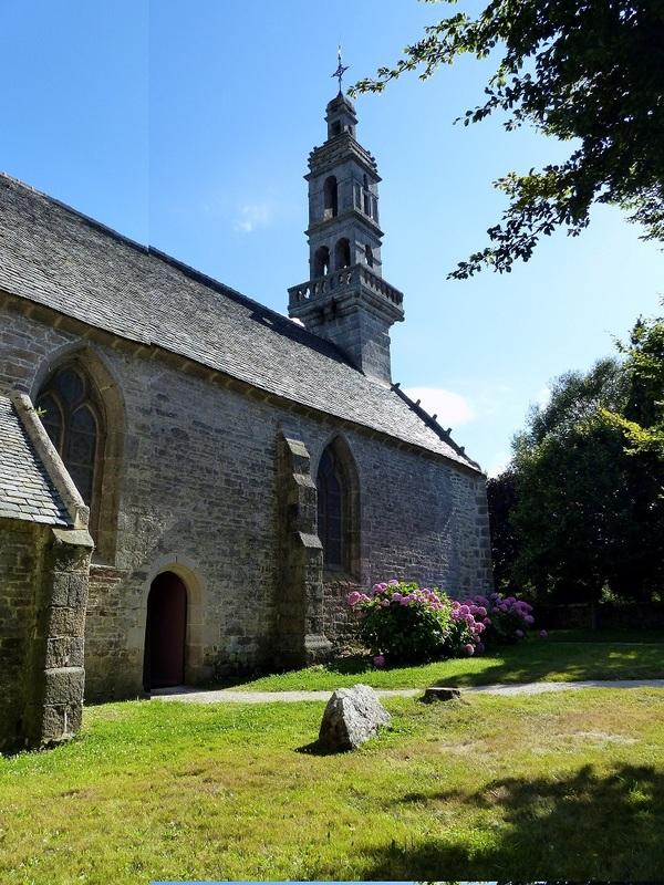 Crédits image : Chapelle de Kersaint/Brigitte Le Guen