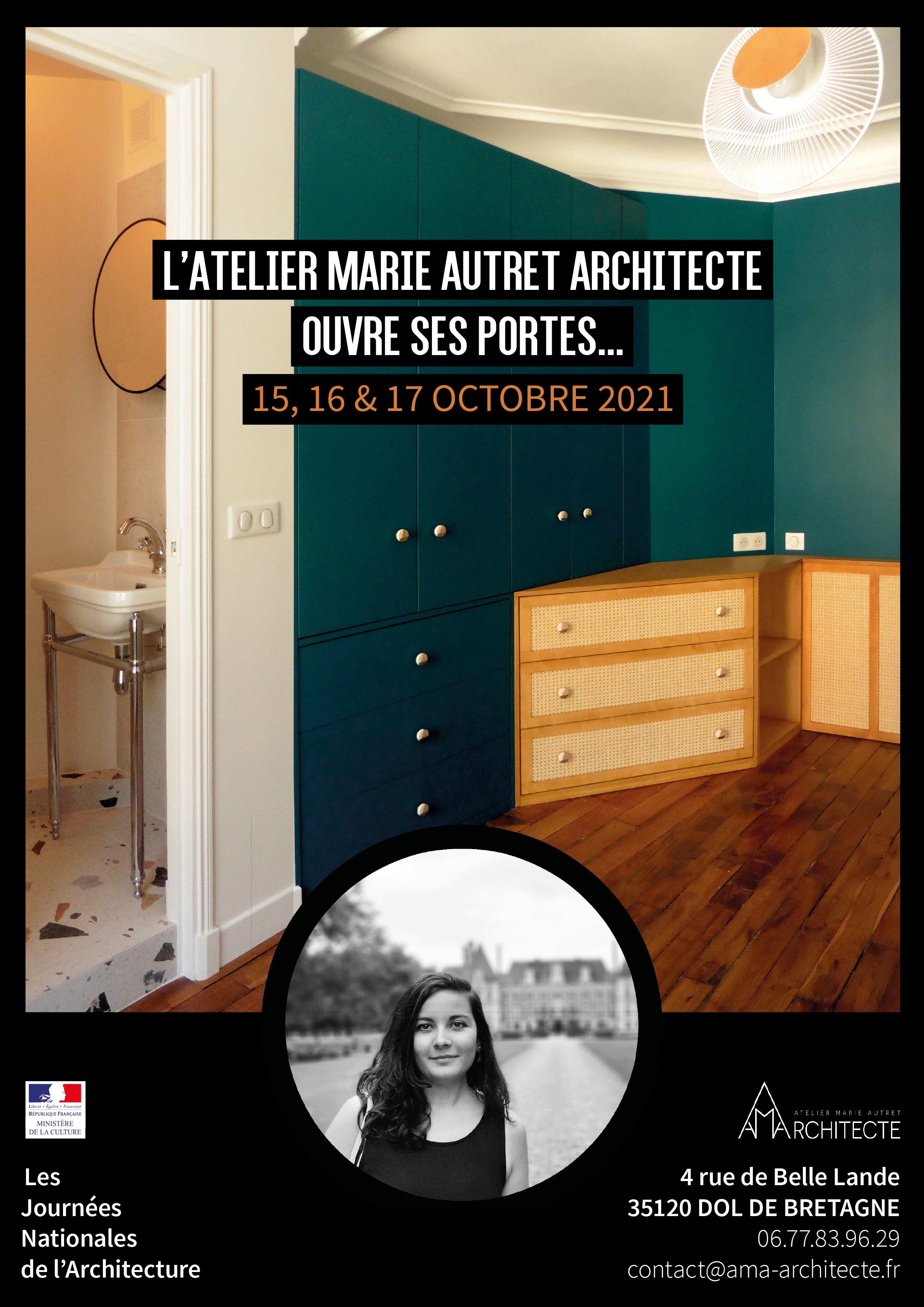 Atelier Marie Autret Architecte