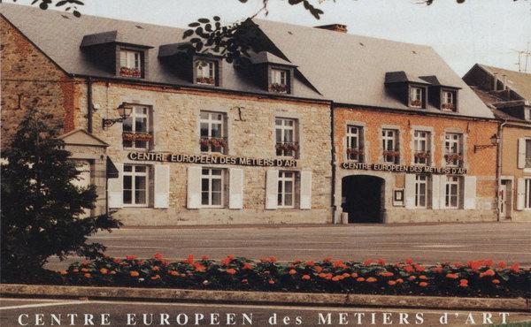 Crédits image : Centre Européen des Métiers d'Art