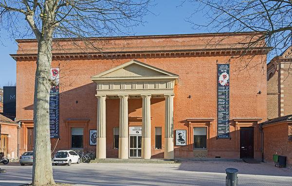 Journées du patrimoine 2017 - Visites privées du théâtre Sorano