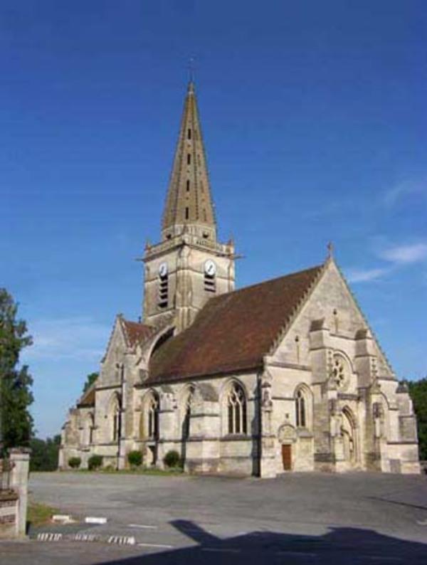 Crédits image : paroisse de la Vallée de l'Aisne