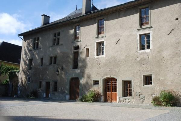 Rendez Vous aux Jardins 2018 -Cour d'Honneur du Château Prieuré