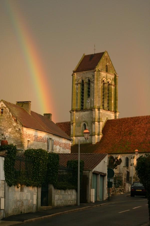Crédits image : Association de Sauvegarde de l'église d'Hérouville en Vexin