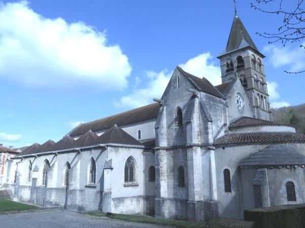 Crédits image : Eglise Saint-Etienne, flanc sud - Julien Maarsi